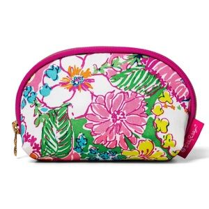 Lilly Pulitzer For Target Nosey Posey Make-up Bag